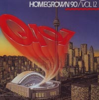Discography / Q107 Homegrown '90 - Volume 12